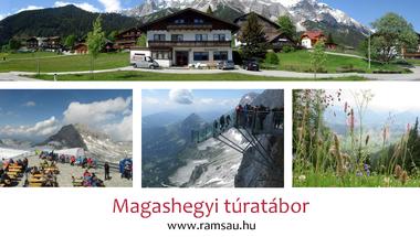 Magashegyi túratábor