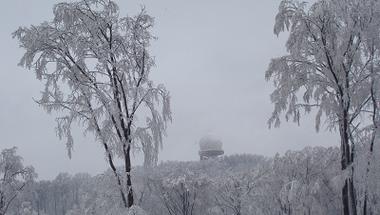 Nagy volt a hó, de nem a hideg: képek a január 20-ai geotúráról