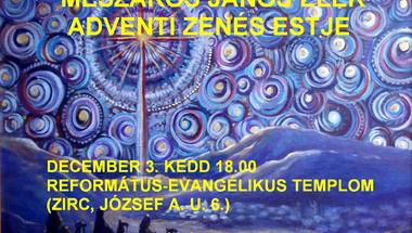 Mészáros János Elek zenés estje