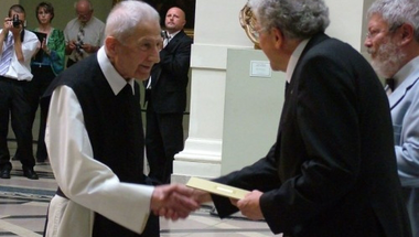 Elhunyt Hervay Ferenc Levente