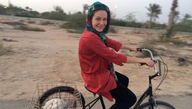 Egy zirci nő a perzsák között