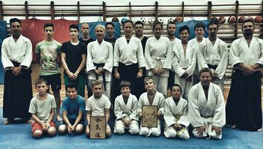 Az ifjú mester és tanítványai