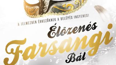 Farsangi bál - Déja Vu Garden & club