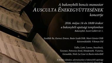 Koncert Bakonybélben