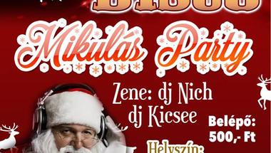 Mikulás party - disco (2016. dec.10.)