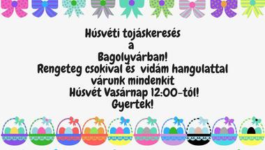Húsvét Vasárnap a Bagolyvárban