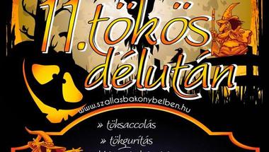 11. tökös délután - 2017. október 7., Bakonybél