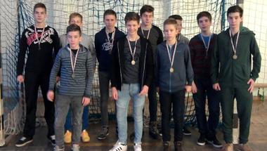 Futsalban is jók a zirci iskolások