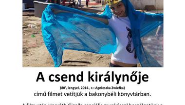 Kinedok filmklub - Bakonybél, 2017.november 23., csütörtök