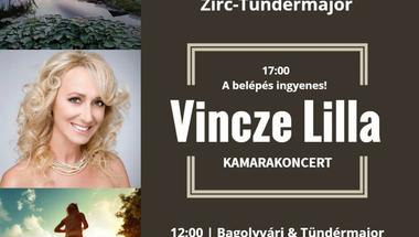 Vincze Lilla koncert - 2017. szeptember 30., szombat - Tündér Farm