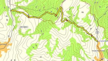 Új túraútvonal Erdővidéken