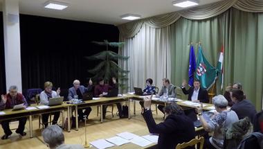 Képviselő-testületi ülés - 2017. január 26.