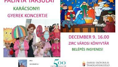 Karácsonyi gyermek koncert - Platina Társulat