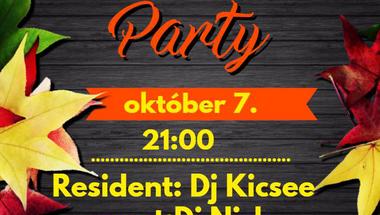 Sasfészek Party - 2017. október 7.