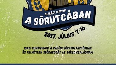 Almádi Napok - 2017.július 7-16.