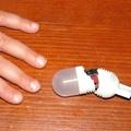 Így törik egy LED-es lámpa