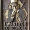 Kartondobozok művészi újrahasznosítása