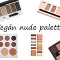 8 vegán nude paletta