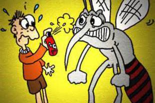 Szúnyogriasztó házilag