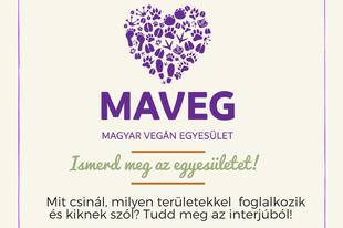 Bemutatkozik a Magyar Vegán Egyesület, azaz a MAVEG