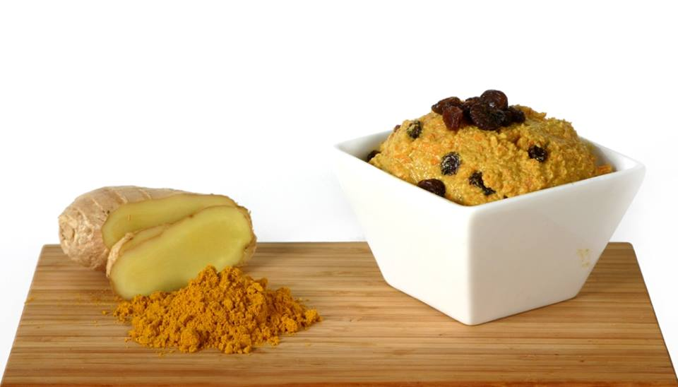 Curry rizs mazsolával