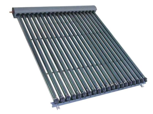 Megújuló energiaforrások: Napenergiából hőenergia - A napkollektor