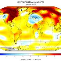 Csak a harmadik legmelegebb január volt az idei
