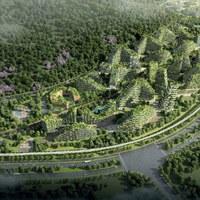 Erdővárossal küzd Kína a légszennyezés ellen