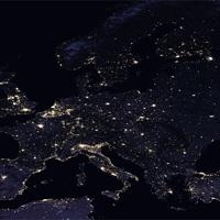 Egyre fényesebb a Föld éjszakánként