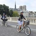 A súlyos szmog ébresztette fel Párizst