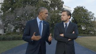 Leonardo DiCaprio és a világvége