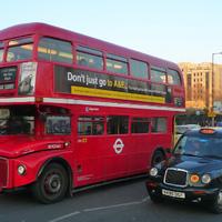 A londoni tömegközlekedés új színe: zöld!