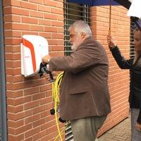 Elektromos töltők Pesten és Szegeden