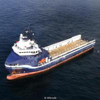 Egy hajó, ami megváltoztatja a tengereket!