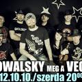 Utoljára ad koncertet a mostani Kowalsky meg a Vega
