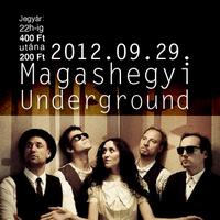 Áthangszerelt dalokkal búcsúztatja a nyarat a Magashegyi Underground
