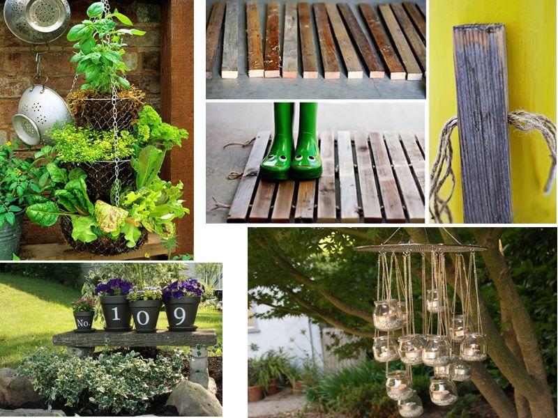 Kreatív kerti ötletek - ZÖLD-SÉG TURMIX