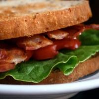Paradicsomos szendvics