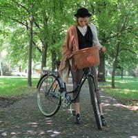 A bohém biciklis