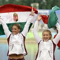 Janics Natasa és Kovács Katalin olimpiai bajnok!
