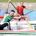 Vajda Attila olimpiai bajnok!