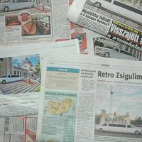 Breaking News - A Zsigulimo világhódító útjára indult…