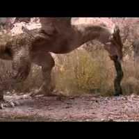 CGI repülő dinó fail és kommandós halál