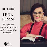 Interjú - Leda D'Rasi