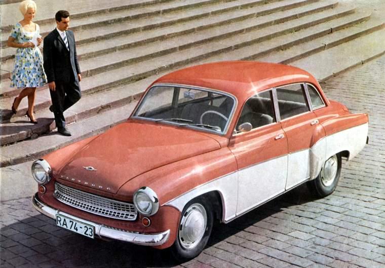 Képtalálatok a következőre: wartburg 311