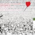 100 ezer költő a változásért 2013 - PLAKÁT - Korodi János munkája