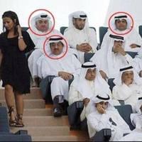 Az arab férfiak fajtái