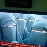 A nikáb egy tanult arab szemével