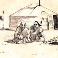 Jurta 40/09. rész – A mongol jurta (ger)