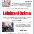 Lélektani dráma bemutatása 2017-03-05 Békéscsaba